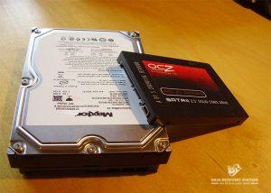 হার্ডডিস্ক (HDD) vs এসএসডি (SSD)