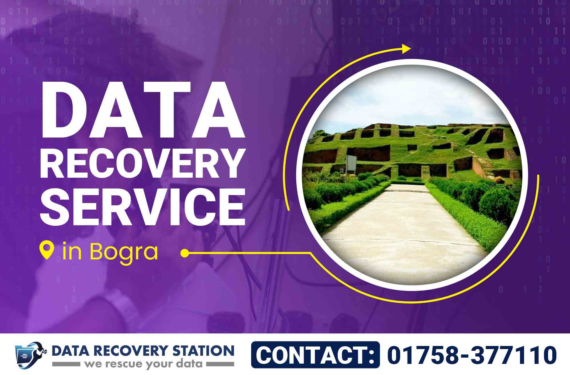 Data Recovery Service in Bogra