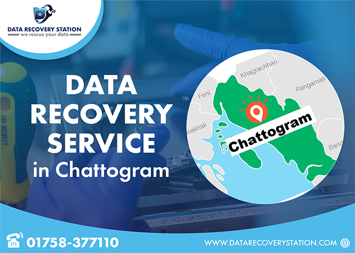 Data recovery services in chattogram
