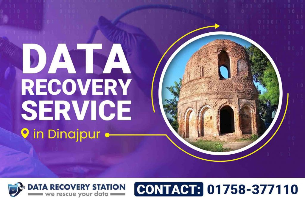 Data Recovery Service in Dinajpur