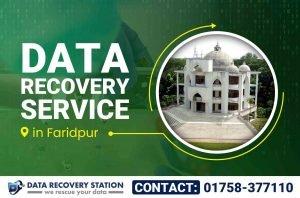 Data Recovery Service in Faridpur