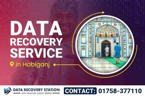 Data Recovery Service in Habiganj