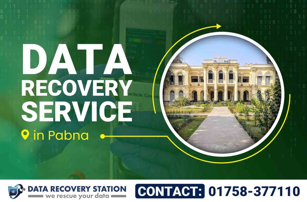 Data Recovery Service in Pabna