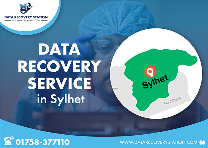 Data Recovery Service in Sylhet