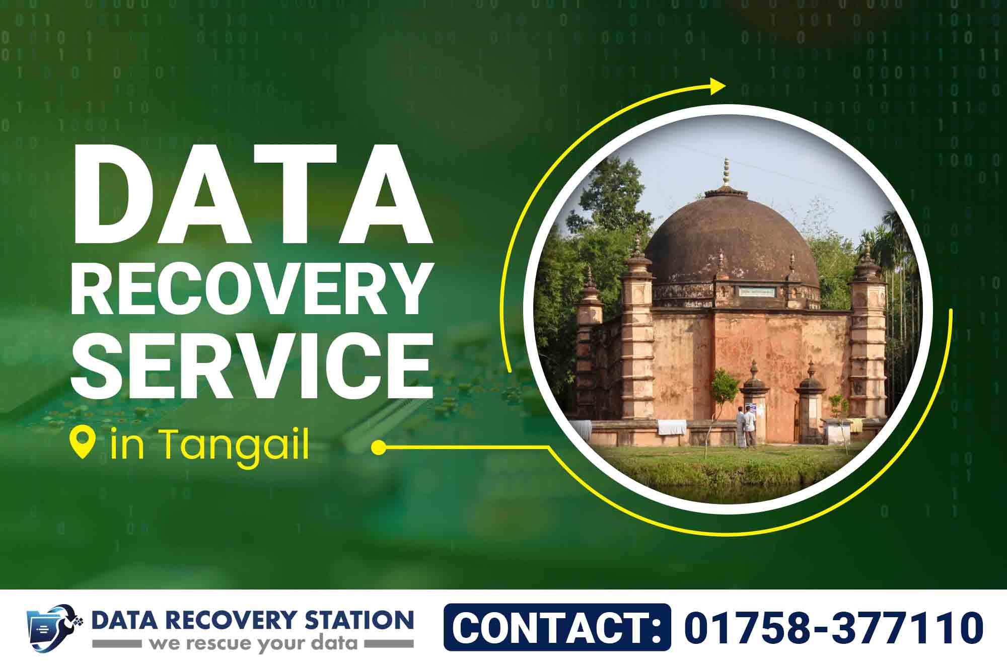 Data Recovery Service in Tangail
