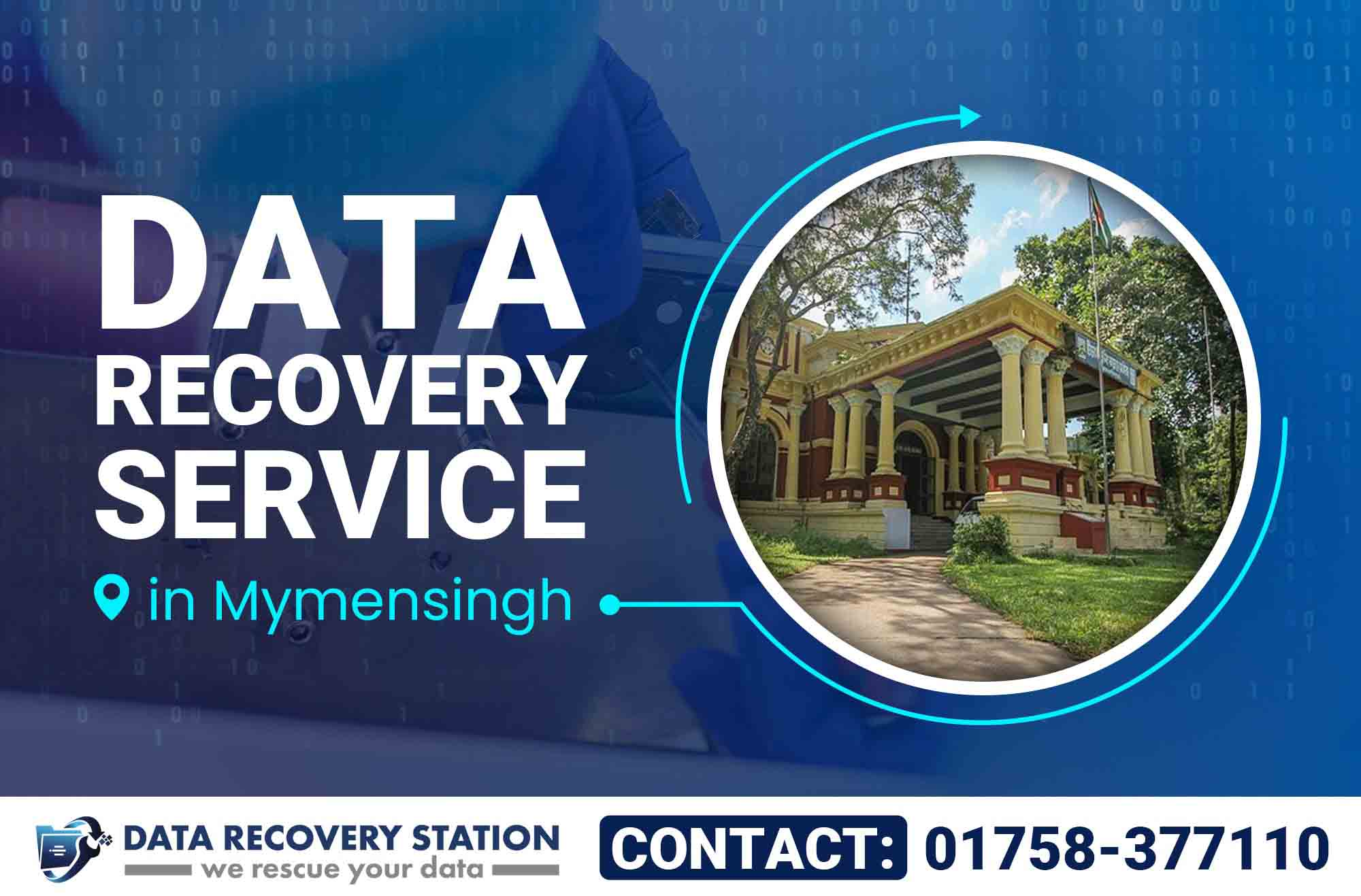Data recovery service in mymensingh