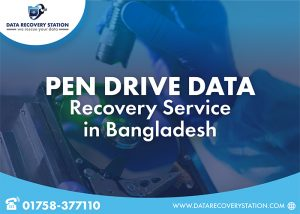 Pen Drive Data Recovery Bangladesh