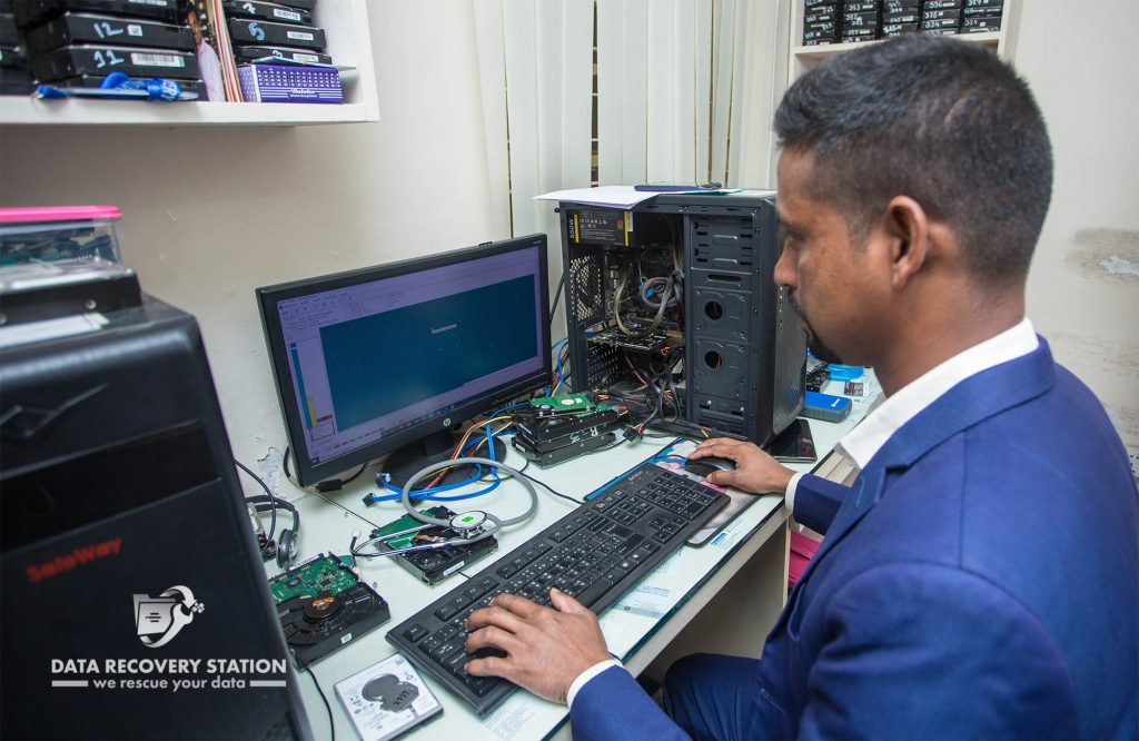 Computer Data Recovery Service in Bangladesh