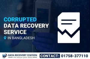 Corrupted Data Recovery in Bangladesh