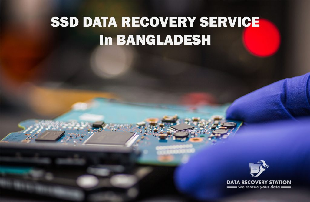 SSD Data Recovery Service in Bangladesh