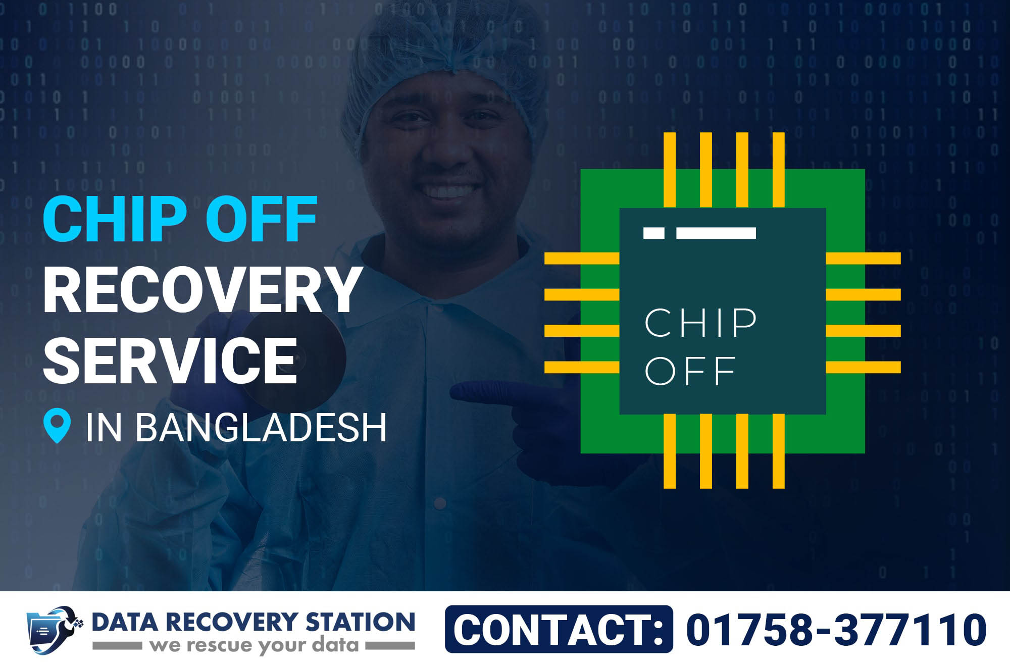 chip-off data recovery