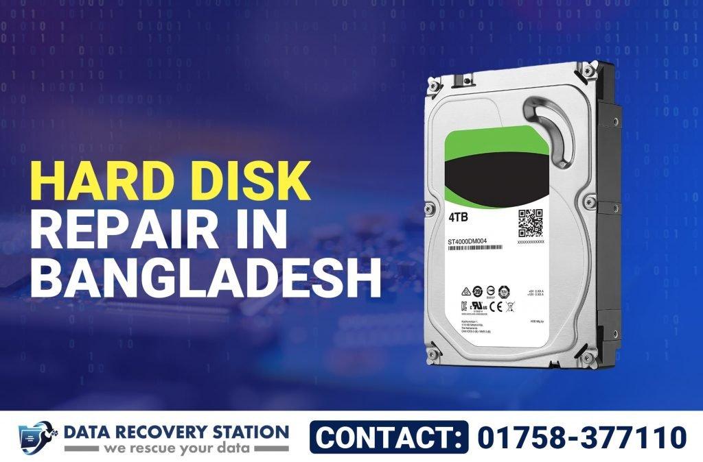 Hard Disk Repair In Bangladesh