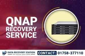 Qnap Recovery Service