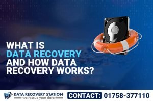 How Data Recovery Works