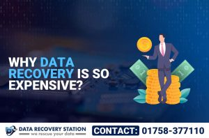why data recovery is so expensive